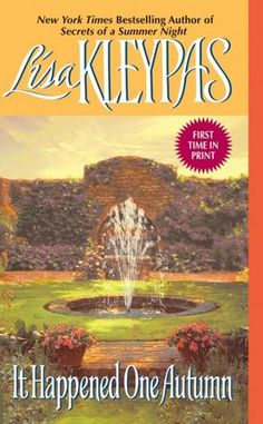 Wallflower Series by Lisa Kleypas, my favorite historical romance novels.