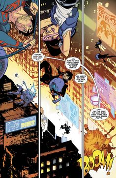 Preview: Superboy: Futures End #1, Page 3 of 5 - Comic Book Resources