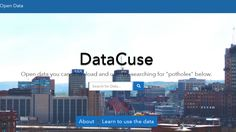 Syracuse City Hall releases open data on potholes, vacant housing, lead paint & more | syracuse.com
