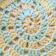 Ravelry: Free SmoothFox's Spiral Baby Blanket Nbr 1 pattern by Donna Mason-Svara