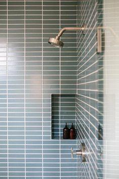 Jen's Retro-Modern Retreat | Installation Gallery | Fireclay Tile #ModernHomeDecorInteriorDesign