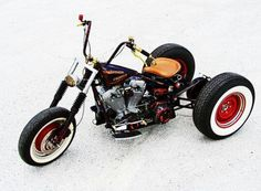 What a great trike...