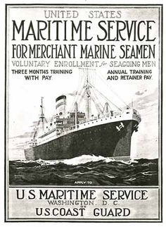 how to become a merchant marine engineer