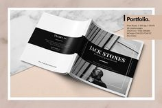 Portfolio Book Vol.7 by Kovalski on @creativemarket