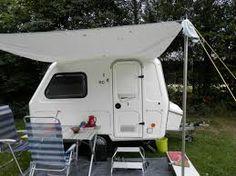 The Predom Prespol 126 is a caravan made in Poland