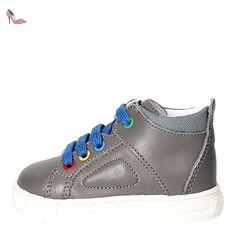 Falcotto 0012010276.01.9102 Sneakers Garçon Gris 22 - Chaussures falcotto (*Partner-Link)
