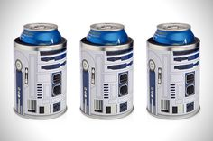 Star Wars R2-D2 Can Koozies | HiConsumption