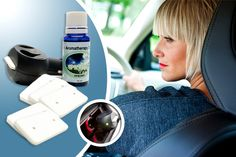Essential Oils Car Scenter