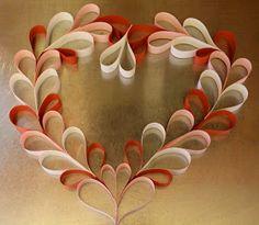 Dia 14 de fevereiro é o dia de SanValentino (dia dos namorados). As lojas e vitrines da minha cidade já estão em tons de rosa e vermelho e ...