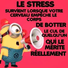 Pimpon Piiimmpooon !!! Piiiiiiimmmpoooon !!!!!!!!!... Funny Phrases, Funny Quotes, Minion Humour, Funny Minion, Stress Humor, Image Fun, Lol, French Quotes, Sarcasm Humor