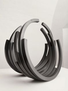 Untitled by Bernar Venet on Curiator, the world's biggest collaborative art collection. Steel Sculpture, Bronze Sculpture, Contemporary Sculpture, Contemporary Art, Abstract Sculpture, Sculpture Art, Steel Art, Concrete Art, Art Furniture