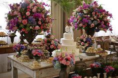 Casamento no Recanto da Paz Hotel Fazenda em Atibaia!