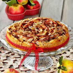 En mjuk, saftig kaka som håller flera dagar i kylen.