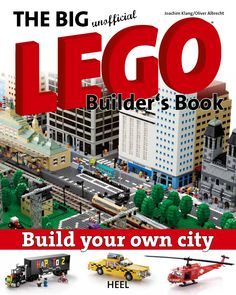 Can I get this for Christmas? The Big Unofficial Lego Builder's Book #LEGO LEGO Lego