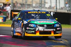 Supercars #62 Alex Rullo