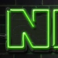 Quick Tip: Create a Neon Text Effect in Photoshop by Michael Kruiswijk, In this tutorial we will show you how to make a neon text effect in Photoshop using layer styles and textures.Let's get started! Photoshop Text Effects, Photoshop Tips, Photoshop Design, Lightroom, Gimp Tutorial, Photoshop Tutorial, Photoshop Illustrator, Illustrator Tutorials, Creative Suite