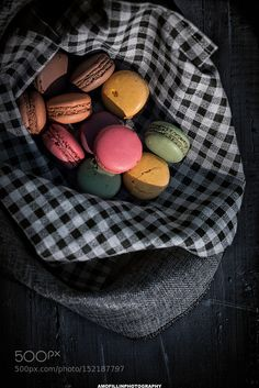 Macarons by 773829144