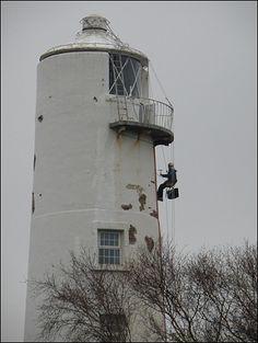 Burnham-on-sea Lighthouse - Lighthouse history behind Burnham On Sea Lighthouse, Somerset, UK