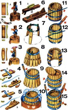 Teds Woodworking® - Woodworking Plans & Projects With Videos - Custom Carpentry Woodworking Guide, Custom Woodworking, Woodworking Projects Plans, Wooden Projects, Wood Crafts, Wine Barrel Diy, Barris, Wine Barrel Furniture, Barrel Projects