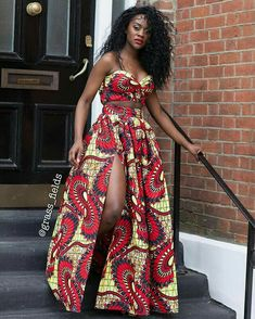 Africa fashion clothing looks Hacks 6026327473 African Inspired Fashion, African Print Fashion, Africa Fashion, Fashion Prints, African Prints, African Attire, African Wear, African Women, African Dress