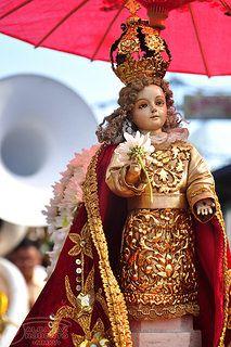 Santo Niño Jesus.  Baby Jesus