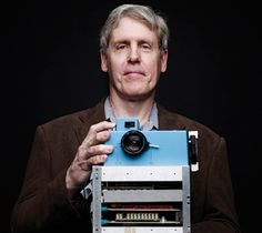 Steven Sasson invented the first digital camera in 1975