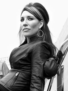 "I blame Sons of Anarchy for my current super specific fetish of ""biker matriarch""."