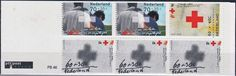 The Netherlands (Holland) Red Cross stamp booklet.