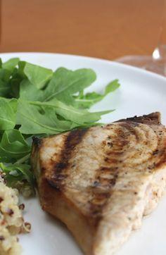 grilled swordfish wi