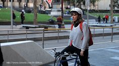 melbourne street fashion bike fashion www.facebook.com/PlanBStyleBook