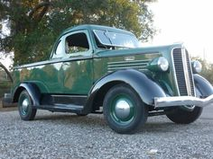 1937 Stewart Coupe Utility