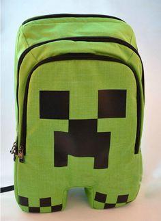 2017 Minecraft Backpacks | Minecraft backpack, Backpacks and Children