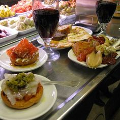 Learn Spanish in Barcelona and taste the mediterranean cuisine - www.abchumboldt.com