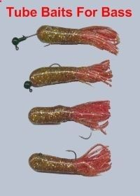 Tube Baits: A Bass Fishing Lure For All Seasons