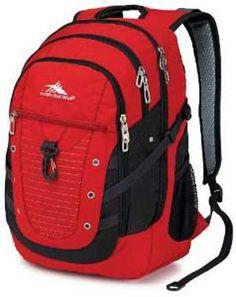 High Sierra Tactic Backpack Review #HighSierraBackpack #SmallTravelBackpack
