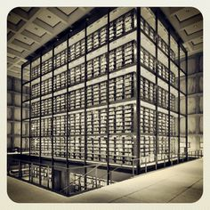 Gordon Bunshaft - BEINECKE RARE BOOK AND MANUSCRIPT LIBRARY