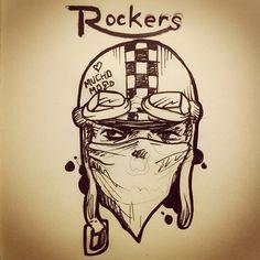 #modsvsrockers #dailydoodle  #rockerswin