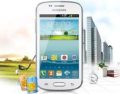 Samsung Galaxy Win and Galaxy Trend II are now Official.   AxeeTech