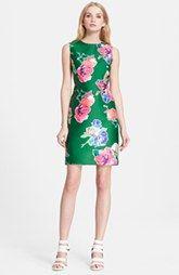 kate spade new york 'blooms della' floral print sheath dress