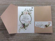 Πρωτότυπα προσκλητηρια γαμου, μοναδικά σχεδια κ ιδιαίτερες υφές. Wedding Planning, Wedding Ideas, Wedding Invitations, Wedding Decorations, Marriage, How To Plan, Wedding Dresses, Goals, Valentines Day Weddings