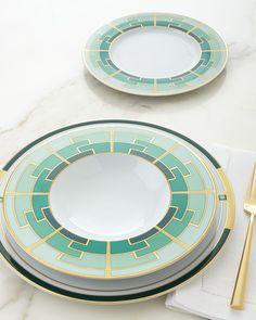 Vista Alegre Emerald Dinnerware