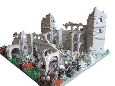 The Last Defence Of Minas Tirith | Flickr - Photo Sharing!