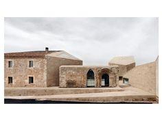 """Roa, Spain Centro di Promozione della D.O.C. """"Ribera del Duero"""" Barozzi Veiga Architects"""
