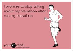 Image result for first marathon ecard