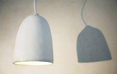 ARNIA ceramic lamp. OTTOD'AME. Firenze. Design by AMORFO STUDIO