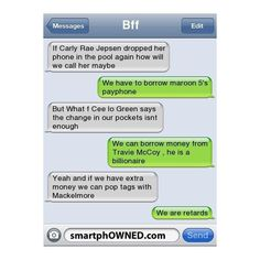 Funny texts Have a laugh ❤ liked on Polyvore featuring text, quotes, words, backgrounds, fillers, phrase and saying