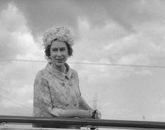 Queen Elizabeth visiting Canada, 1967