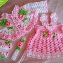 Baby Crochet Patterns Part 26 - Beautiful Crochet Patterns and Knitting Patterns Crochet Blanket Patterns, Baby Patterns, Knitting Patterns, Beautiful Crochet, Beautiful Babies, Baby Hats, Baby Dress, Crochet Baby, Toddlers