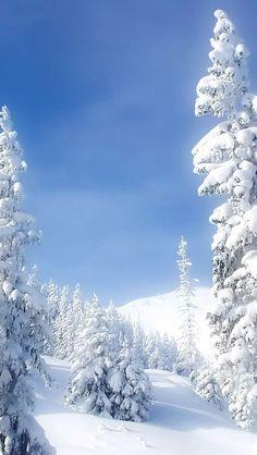 Winter iPhone Wallpaper 16