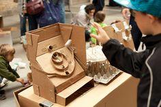 Caines Arcade Toronto: Global Cardboard Challenge by ardenstreet, via Flickr